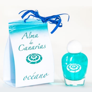 Alma de Canarias mO packaging